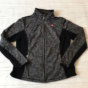 Tangerine women's XL full zip jacket
